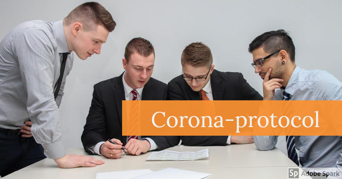 Corona-protocol mobiliteitssector