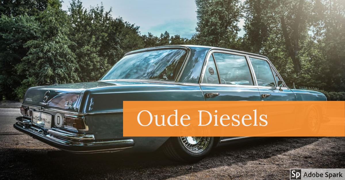 oude diesel